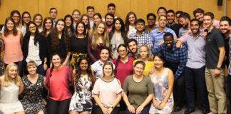 Nouvelle cohorte d'étudiants en médecine en stage à Montfort