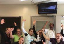 Toute l'équipe des soins intensifs ainsi que les patients sont extrêmement reconnaissants envers la Fondation!