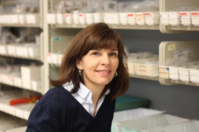 Sandra Lenglin Aubé, pharmacienne clinique