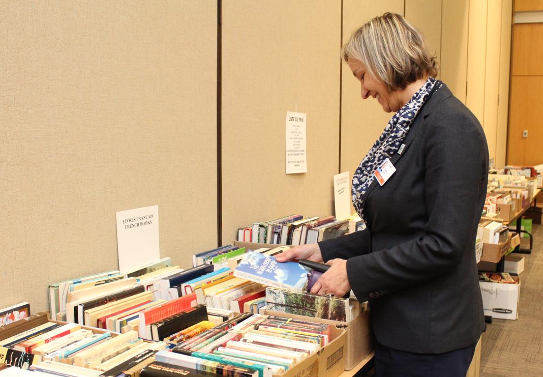Suzanne Robichaud choisit des livres