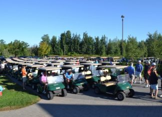 Tournoi de golf 2017 de la Fondation