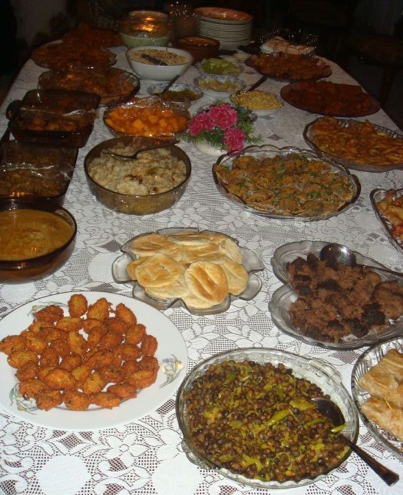 Repas de Ramadan