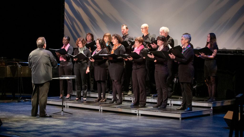 L'Ensemble vocal Montfort